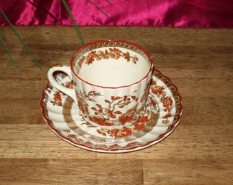 Teacup Set- Made in England by Copeland
