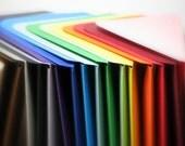 4x4 Envelopes Custom Color