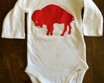 Buffalo Bills Onesie or T-Shirt for Children