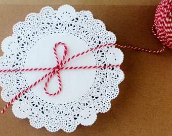 "Paper Doilies 5.5"" - Set of 30"