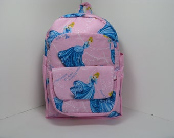 Going To The Ball Preschool Backpack