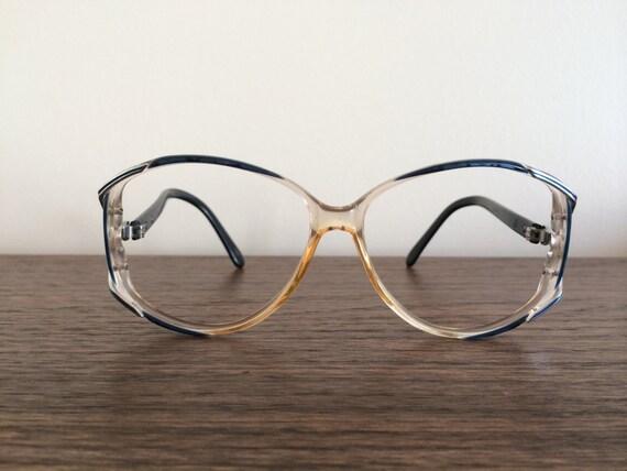 1980s Zyloware Oversized Women S Eyewear Eyeglass Frames