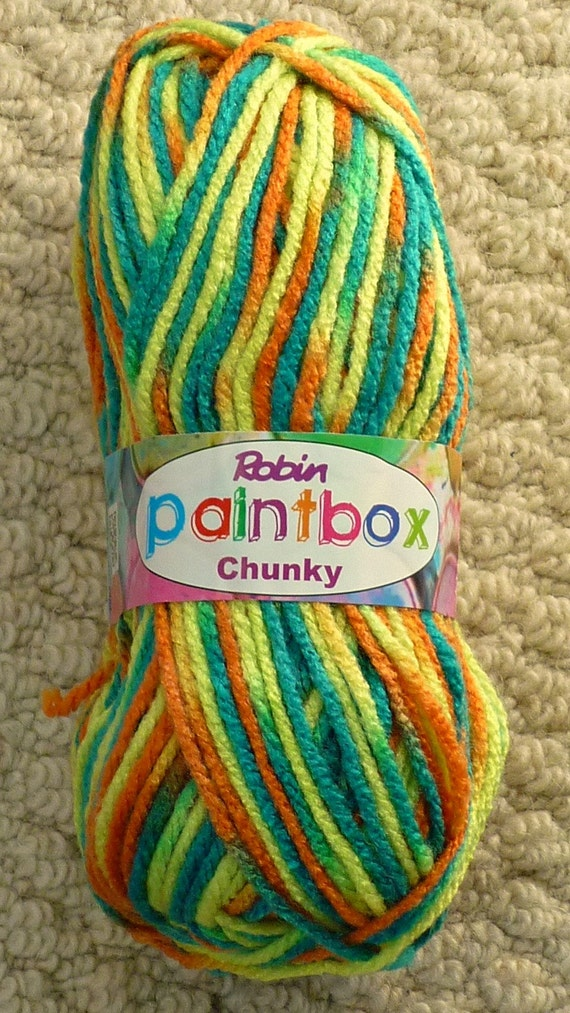 Knitting Universe Knitters Paintbox : Knitting wool yarn wendy paintbox chunky bulky
