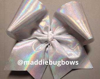 Reflective Cheer Bow