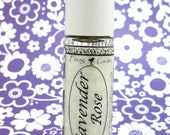 Lavender Rose Roll on Perfume