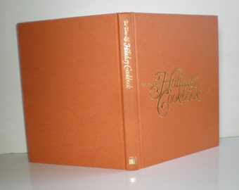 The Time Holiday Cookbook - Second Printing - 1978
