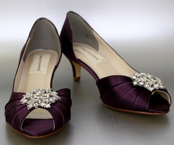 Wedding Shoes Plum Wedding Shoes Wedding Shoes Plum Purple