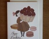 Card- Happy Birthday Tart