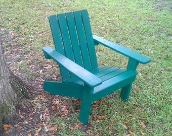 Hand Crafted Adirondack Chair  MADE IN USA.