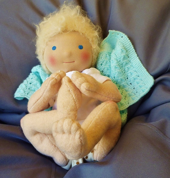 Custom Order For Lenora Waldorf Baby Doll By Wiggiewoo On Etsy