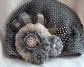 Twilight Crochet Hat