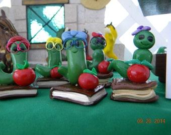 Teachers Pet Bookworm