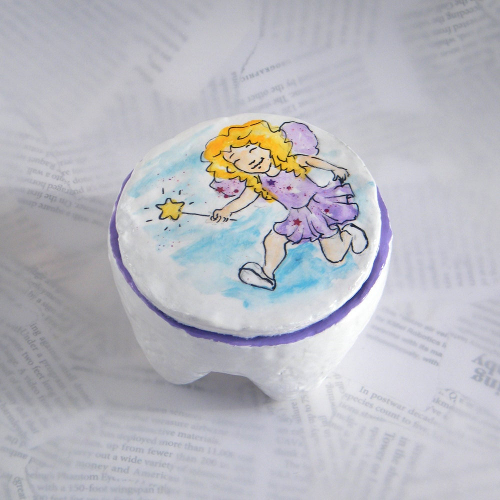 tooth fairy keepsake boxes