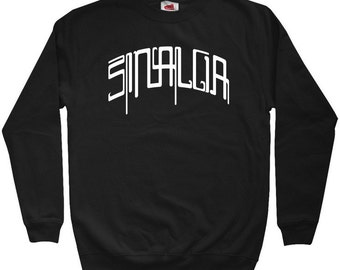 Sinaloa Mech Sweatshirt - Men S M L XL 2x 3x - Crewneck Sinaloa Mexico Shirt - 4 Colors