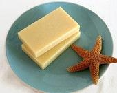 Caribbean Pineapple Soap, Bar Soap, Olive Oil Soap, Cocoa Butter Soap, Gift Soap, Yellow Soap, Bath Soap, Handmade Soap, Cold Process Soap