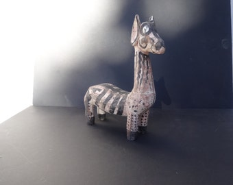 Pre-Columbian pack animal