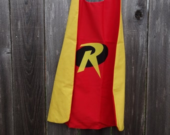 Robin Cape - Handmade and Reversible