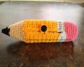 Crochet Pencil Case Pouch - Pencil Case - Pencil Pouch