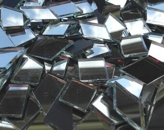 Mosaic Tiles - Mirror Confetti - Glass Mirror Tiles