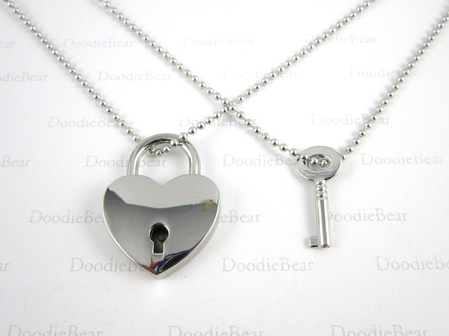 heart necklace for couples - photo #49