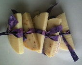 Soap Samples, all-natural essential oil soap, solid shampoo, shampoo bar