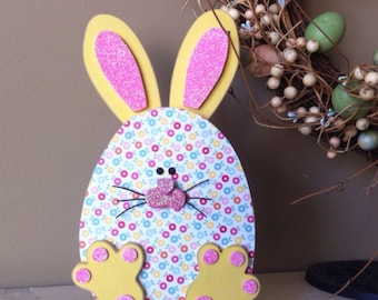 Easter bunny egg Easter decoration spring u