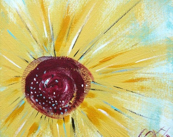 Daisy Print-comes in multiple sizes