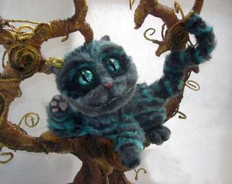 Cheshire cat ( Alice in Wonderland)