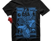 King of the Dark Side - BLACK - Darth Vader - Star Wars T-shirt.