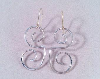 Ka 'Elua Earrings