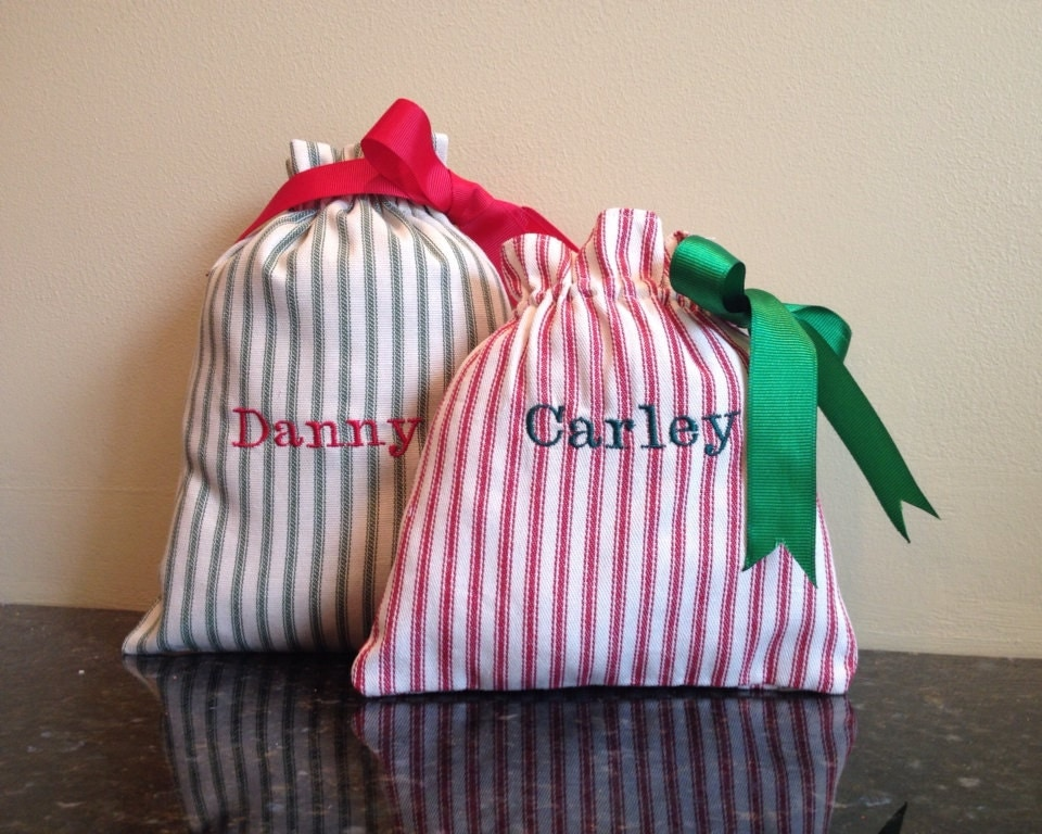 Personalized Christmas Gift Bag-Small