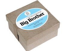 Big Brother Activities, Gift for Big Brother, Gift for New Brother, Sibling Gift, New Sibling, Baby Shower Gift, Pregnancy Gift, New Baby