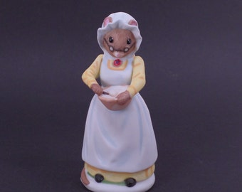 Franklin Mint Woodmouse, Polly 1985