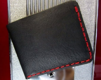 RFID slim wallet, men's wallet, mens wallet, personalized wallet groomsmen gift, leather wallet men's gift, gift for him,