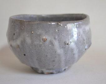 Ash glazed bowl 4194, wood fired