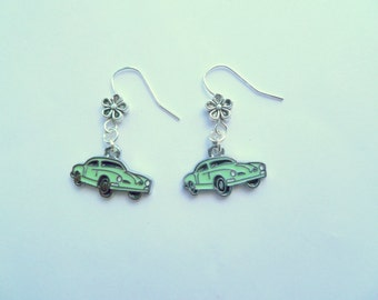 VW Karmann Ghia Earrings