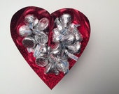 3D SweetHeart Origami Dish for Valentines Day