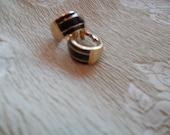 Super SALE now 7.00 vintage  Trifari Earrings