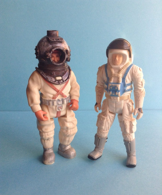 70s/80s Astronauts Fisher Price Adventure by ...