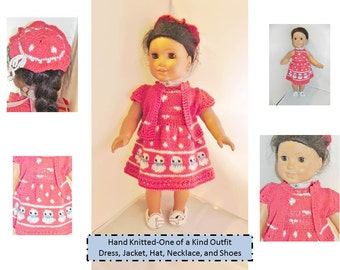 American Girl Doll Dress One of a Kind For any Special Occasion