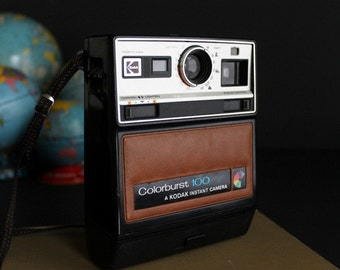 Vintage Kodak Colorburst 100 Instant Camera