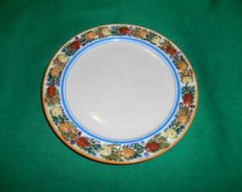 """One (1), 6 1/4"""" Bread & Butter Plate, from Adams China, in the ADA 93 Pattern."""