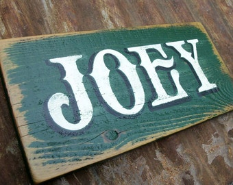 PERSONALIZED Horse Stall Sign.  Large Horse Stall Name Plaque. Hand Painted Sign.