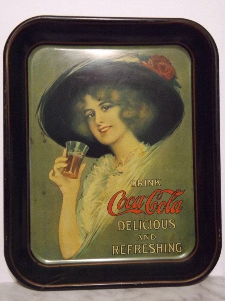 vintage coca cola tray eBay