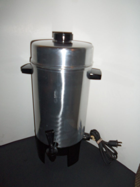 Vintage Regal Ware Electric Automatic Coffee Percolator Urn 10