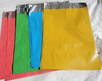 """100pcs 10x13"""" -(4)Color Combo ~Pink