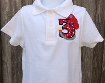 Popular items for personalized fireman on etsy for Personalized polo shirts for toddlers