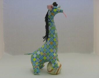 """12"""" Giraffe Plush"""