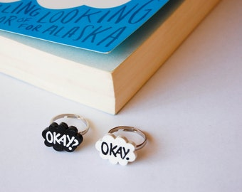 Okay. Okay. TFiOS Inspired Rings
