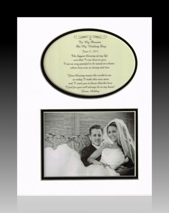 Wedding Gifts For Both Parents : ... Gifts Guest Books Portraits & Frames Wedding Favors All Gifts